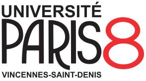 Logo paris viii